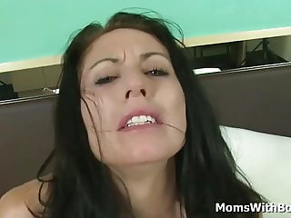 Hooked Up Milf Kimie Lambert Squirting While Fucked