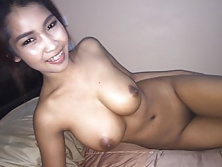 Shoot your cum all over my big boobies