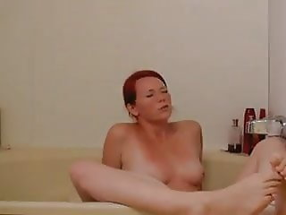 Redhead Water Jetted
