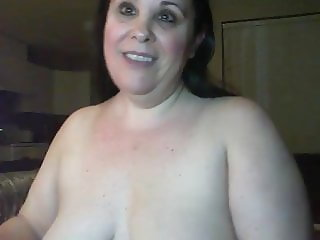 bbw milf in webcam
