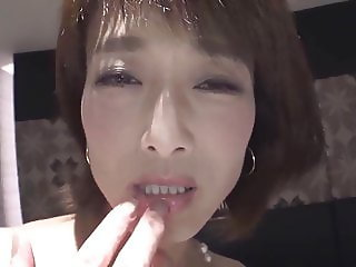 Japanese Mature With Slender Body