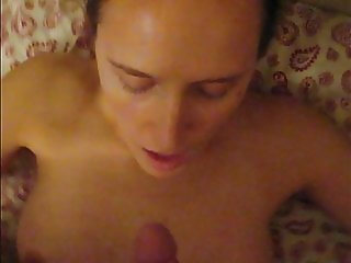 Husband sharing his wife pt1