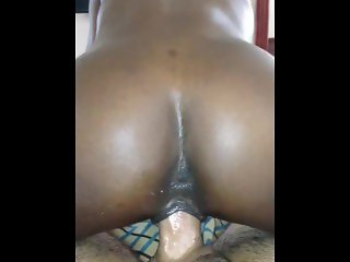 hot ebony spinner wanting professional contract Hotel Bareback Creampie