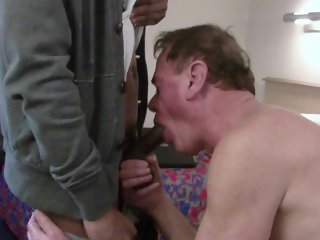 (100% REAL 3) White Men Love Black Cock