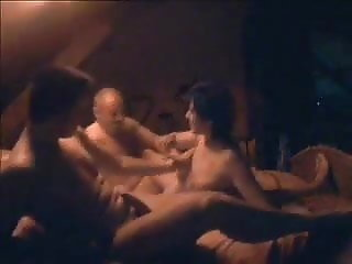Homemade swingers threesome part 1