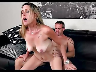 Blonde Hot Milf Loves To Fuck