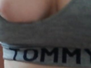She Rides my Dick in her Tommy Hilfiger