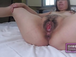horny MILF Mari theater cleampie, shopping, raw sex in a bed