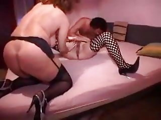 Amateur homemade swinger wife