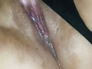 BBW makes he pussy wet