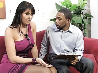 Eva Karera Gets Slammed By Big Black Cock
