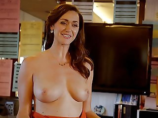 Sarah Power Topless Scene In Californication ScandalPlanet