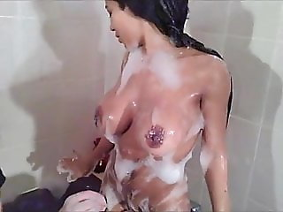 I am Tekohas: Bubble Bath + Mega Cumshot
