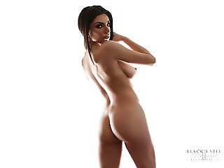 Darcie Dolce Nude for Black Label Magazine