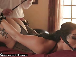 Katrina Found her Dominant & Longs to be his Slave