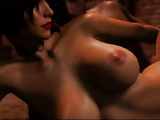 Slaves Of Rome Game - ALL SEX SCENE POSITIONS (in-game)