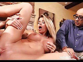 Hot Cheating Wife Jessa Rhodes Caught By Husband Cuckold