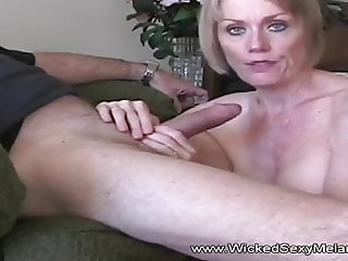 Granny Makes the Blowjob Easy