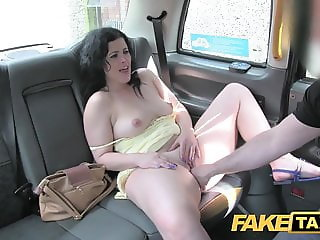 Fake Taxi Spanish lady returns for taxi fuck