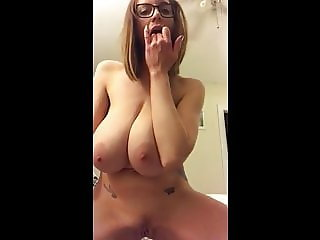Nerdy With a Natural Busty