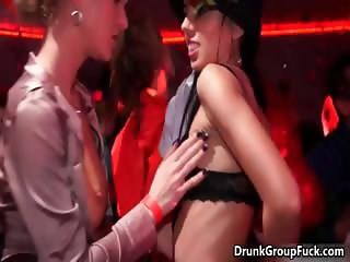Super horny fit and sexy women dancing part4
