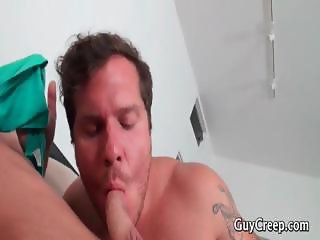 Play Boy getting banged by Roommate part2