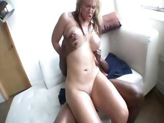blonde big ass takes bbc