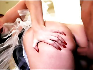 Sexy Maid In Stockings!!!!!!!