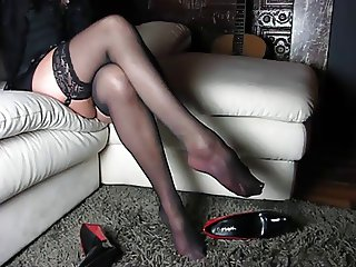 PERFECT LEGS and High Heels and SHOES and BODY WOMAN