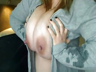 webcam lactating milk tits