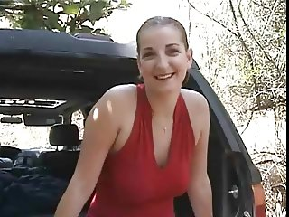 audition in a car