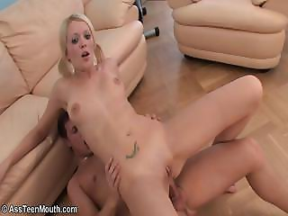 Brutal Sex With Sweetie Logan