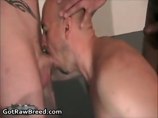 Sage Daniels CJ Banks and Xavier Wolf part3