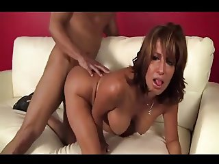 Hot Busty Cougar Banging and Riding