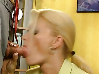 Mature Secretary's Education...F70
