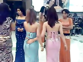 Cute virgin arabian dance bar girls: MUST Watch