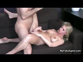 Busty blonde slut gets her pussy fucked part6