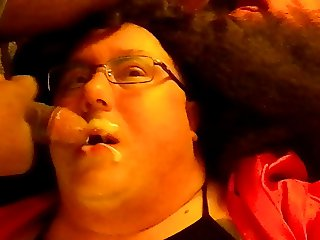 CD blowing a BBC with facial