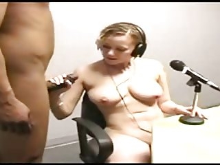 Gemini & Mike Have Live Radio Sex