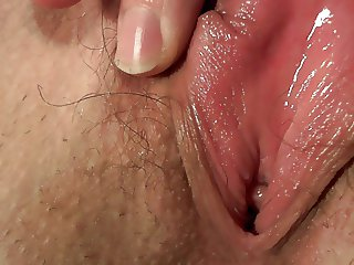 Hairy Pussy Close Up
