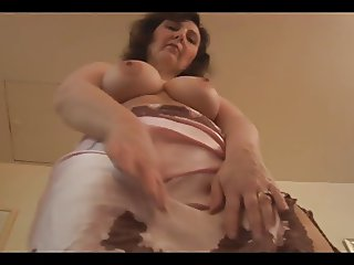 Meaty Cunt Lips Hold-ups