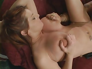 Big tits chick gets her pussy pounded