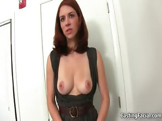 Amateur girl comes to the casting couch part5