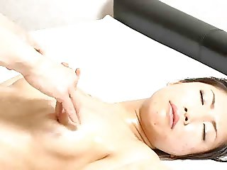 JAPANESE OIL MASSAGE ORGASM