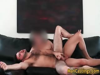 Sexy hunk Josh gets arse hammered after part1