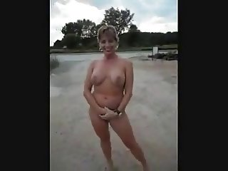 Stumbled upon a Nudist Cougar the other Week! (No Sound)
