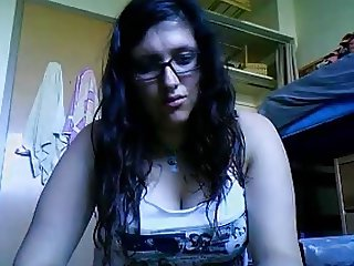 Omegle Glasses, Boobies and hot lips PPH