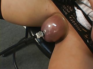 Pumping and toying