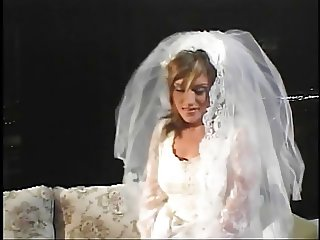 Bride getting her ass fucked