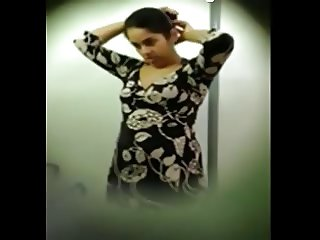 desi indian bhabhi captured by devar through keyhole